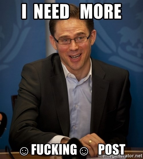 Katainen Perkele - i  need   more ☺fucking☺   post