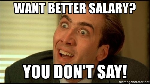 You Don't Say Nicholas Cage - WANT BETTER SALARY? YOU DON'T SAY!