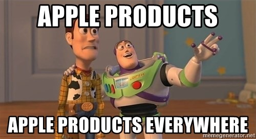 Anonymous, Anonymous Everywhere - Apple products apple products everywhere