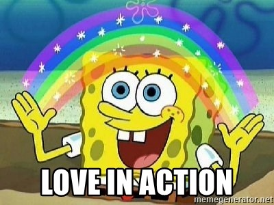 Imagination -  LOVE IN ACTION
