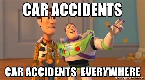 Consequences Toy Story - car accidents car accidents  everywhere