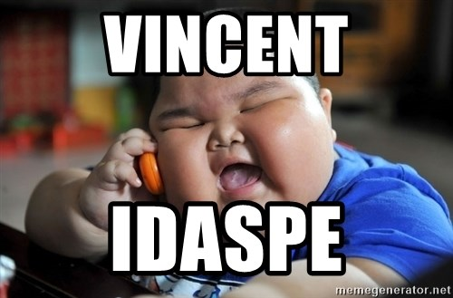 Fat Asian Kid - vincent idaspe