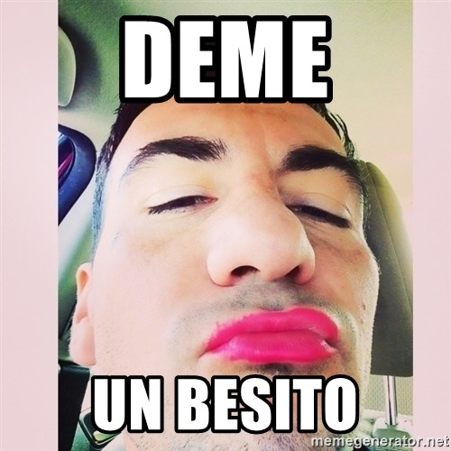 cortez in love - DEME UN BESITO
