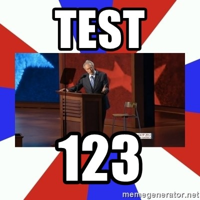 Invisible Obama - test 123