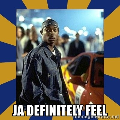 JaRule -  Ja definitely feel