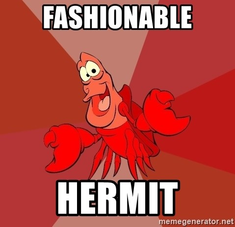 Crab - Fashionable Hermit