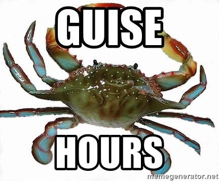 Boss Crab - GUISE HOURS