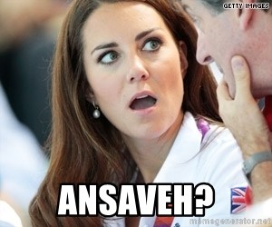 Shocked Middleton -  ansaveh?