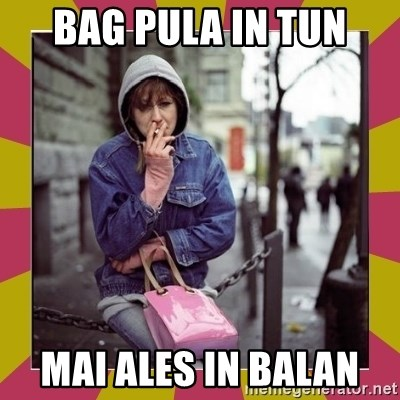 ZOE GREAVES DOWNTOWN EASTSIDE VANCOUVER - bag pula in tun mai ales in balan