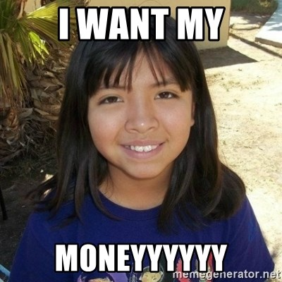 aylinfernanda - I want my moneyyyyyy