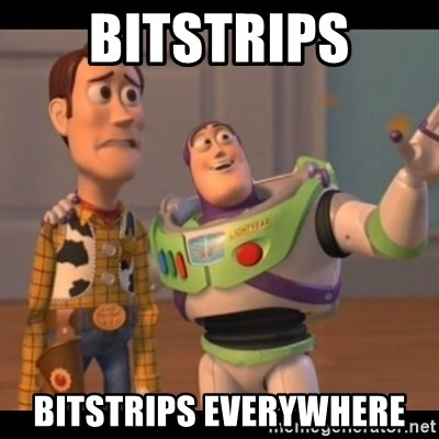 X, X Everywhere  - Bitstrips bitstrips everywhere