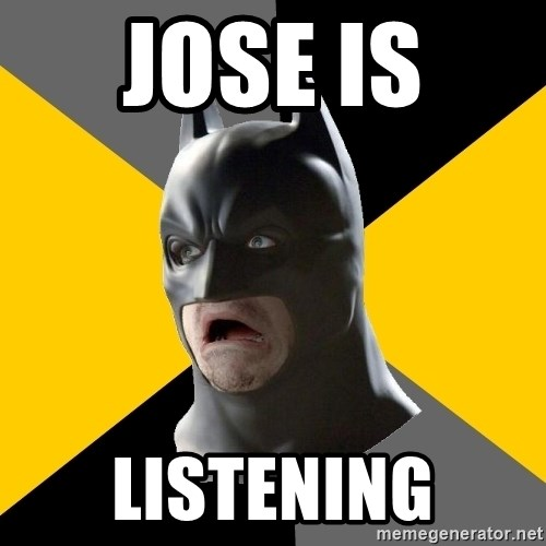 Bad Factman - Jose is  Listening