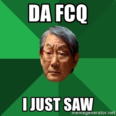 High Expectations Asian Father - da fcq i just saw