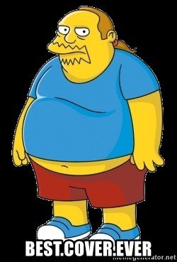comic book guy -  best.cover.ever