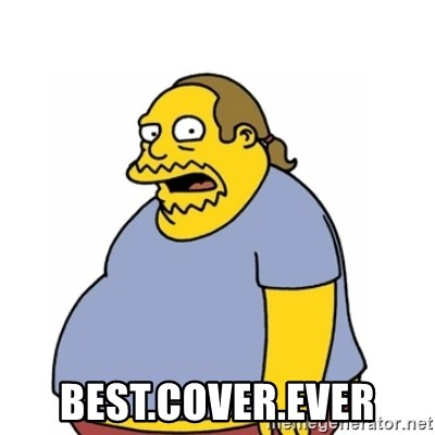 Comic Book Guy Worst Ever -  best.cover.ever