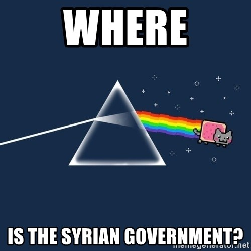 nyan cat - where is the syrian government?