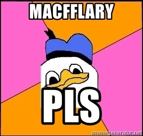 Uncle Dolan - MACFFLARY PLS
