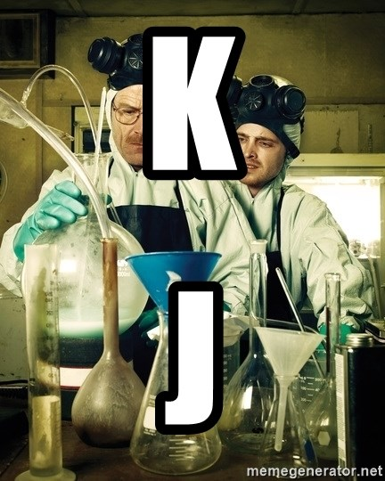 breaking bad - k j