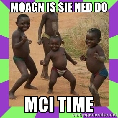 african kids dancing - moagn is sie ned do  mci time