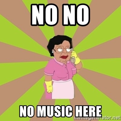 Consuela Family Guy - No No No music here