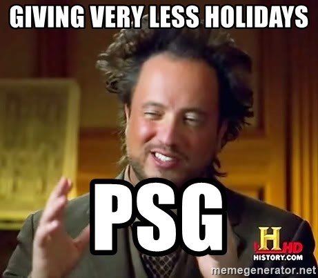 Ancient Aliens - GIVING VERY LESS HOLIDAYS PSG