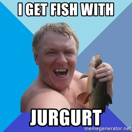 YAAZZ - i get fish with jurgurt