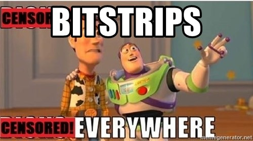 Toy Story Everywhere - bitstrips
