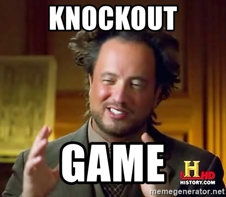 Ancient Aliens - Knockout GAME
