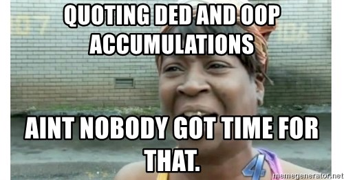Xbox one aint nobody got time for that shit. - Quoting ded and oop accumulations aint nobody got time for that.