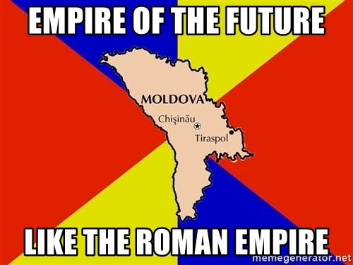 TypicalMoldova - Empire of the future like the Roman Empire