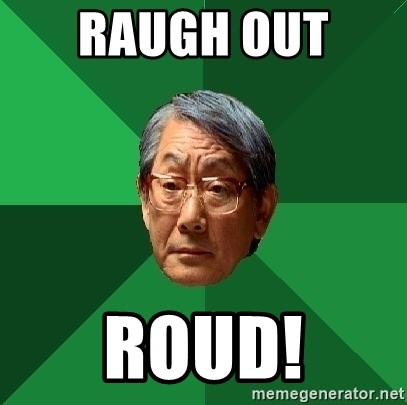 High Expectations Asian Father - raugh out  roud!