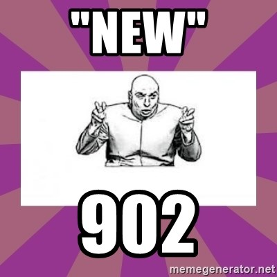 "'dr. evil' air quote - ""NEW"" 902"