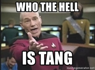 Captain Picard - who the hell is tang