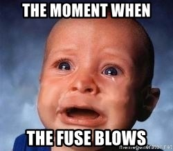 Very Sad Kid - The moment when the fuse blows