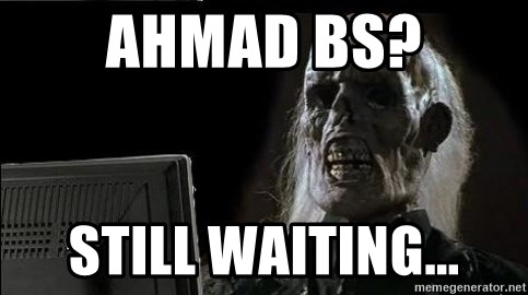 OP will surely deliver skeleton - ahmad bs? still waiting...