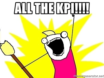 X ALL THE THINGS - All The KPI!!!!