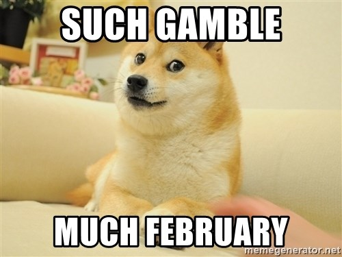so doge - such gamble much february