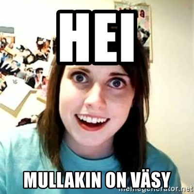 Overly Attached Girlfriend 2 - hei mullakin on väsy