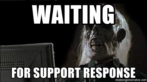 OP will surely deliver skeleton - Waiting  for Support Response