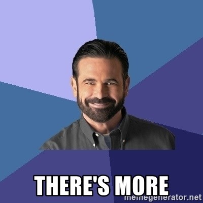 Billy Mays -  There's more