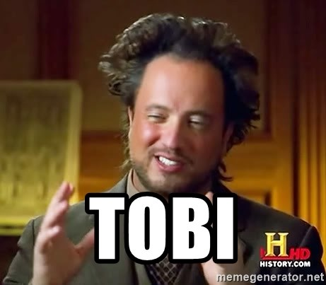 Ancient Aliens -  TOBI