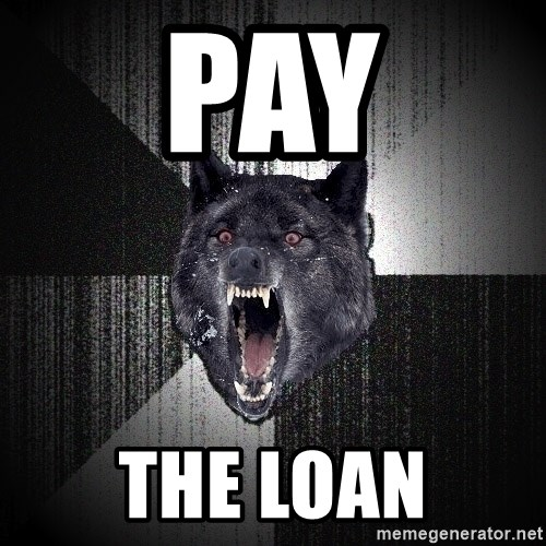 Insanity Wolf - Pay the loan