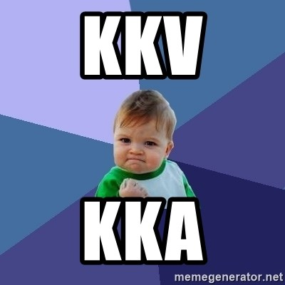 Success Kid - kkv kka