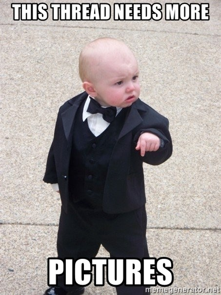 Godfather Baby - THIS THREAD NEEDS MORE PICTURES