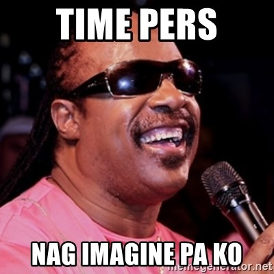 stevie wonder - time pers nag imagine pa ko