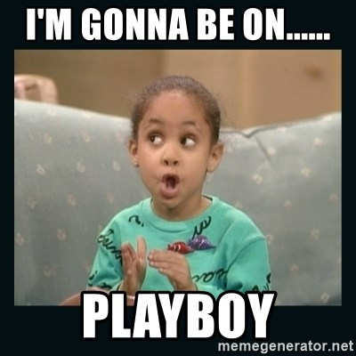 Raven Symone - I'm gonna be on...... Playboy