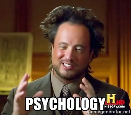 Ancient Aliens -  Psychology