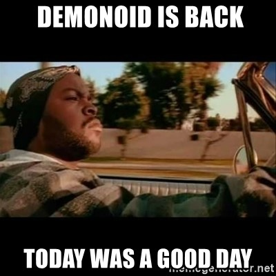Ice Cube- Today was a Good day -  dEMONOID iS BACK tODAY WAS A GOOD DAY