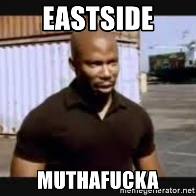 James Doakes surprise - Eastside muthafucka