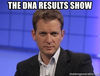 Jeremy Kyle - The DNA results show